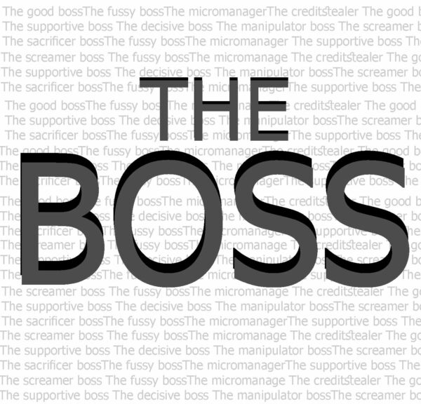 Which Type of Boss Do You Have?